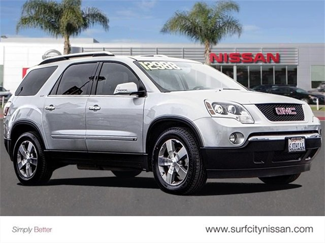 Pre-Owned 2009 GMC Acadia SLT2