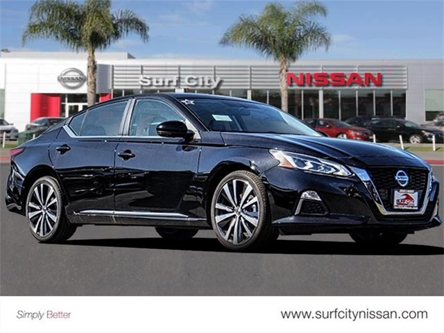 New City Nissan >> New 2019 Nissan Altima 2 5 Sr 4dr Car In Huntington Beach 46354