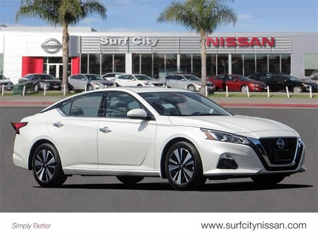 New 2020 Nissan Altima 2 5 SL 4dr Car in Huntington Beach