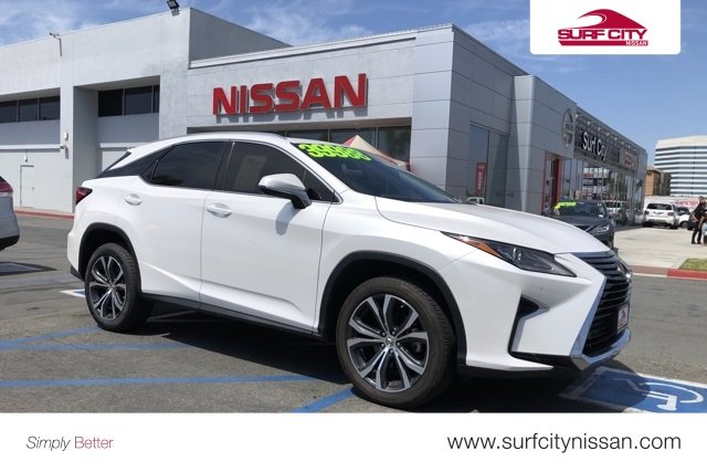 Pre Owned 2017 Lexus Rx 350