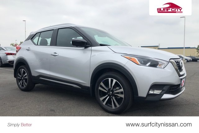 New 2018 Nissan Kicks SR