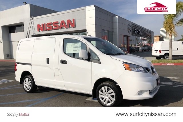 New 2019 Nissan Nv200 Compact Cargo Sv Mini Van Cargo In Huntington