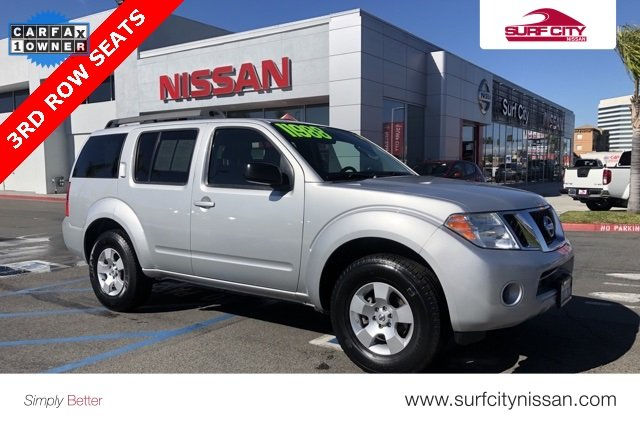 Pre-Owned 2012 Nissan Pathfinder S