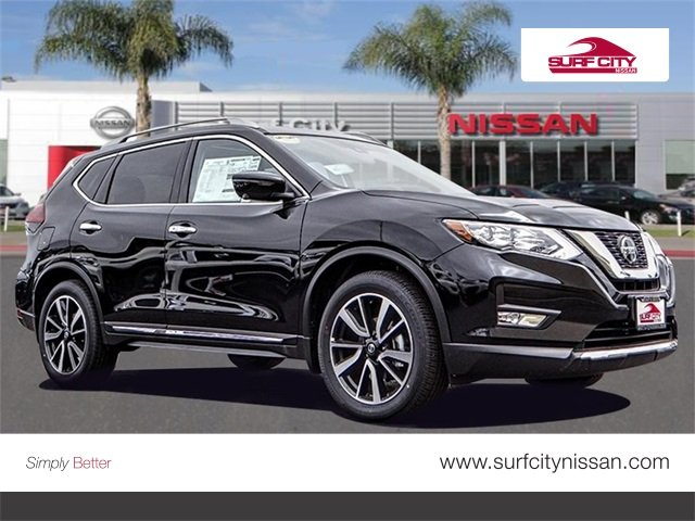 New 2019 Nissan Rogue SL Sport Utility In Huntington Beach