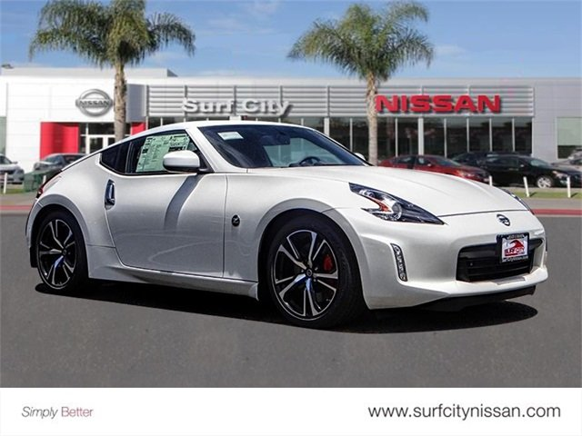 New City Nissan >> New 2020 Nissan 370z Coupe Sport Touring 2dr Car In Huntington Beach