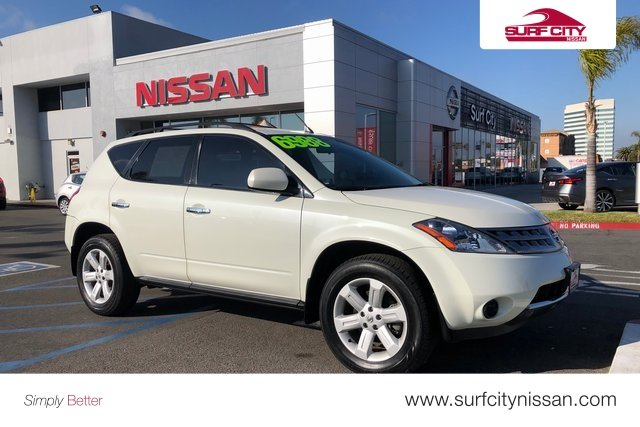 Pre-Owned 2006 Nissan Murano S