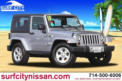 Pre-Owned 2013 Jeep Wrangler Moab