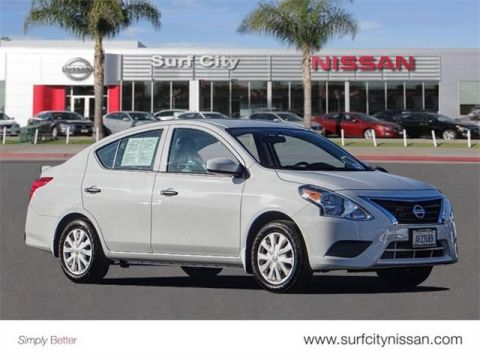 131 New Nissan Cars, SUVs in Stock | Surf City Nissan