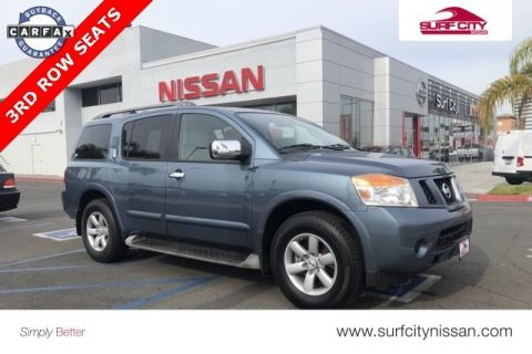 Pre-Owned 2012 Nissan Armada SV
