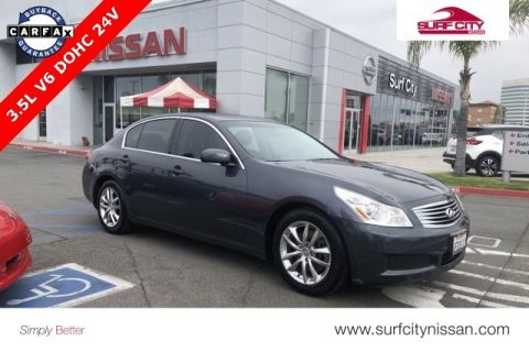 Pre-Owned 2008 INFINITI G35 Sedan Journey